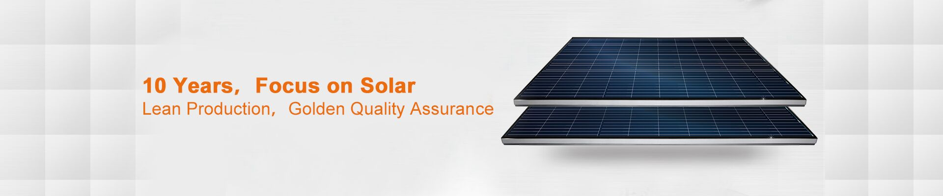 We focus solar